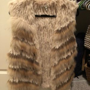Adorable Fur vest